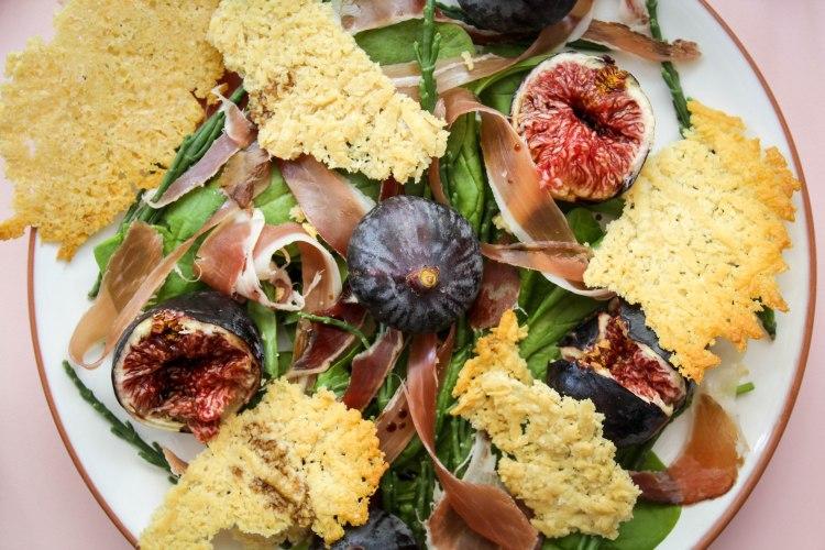 West coast and fig salad 038