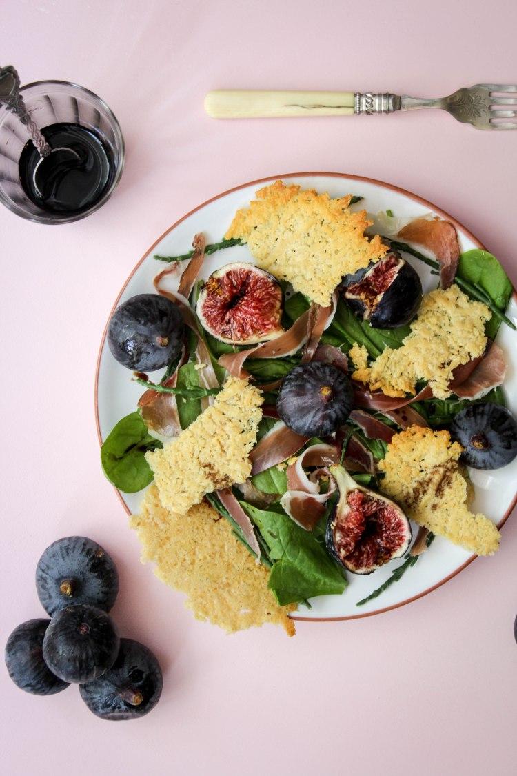 West coast and fig salad 067