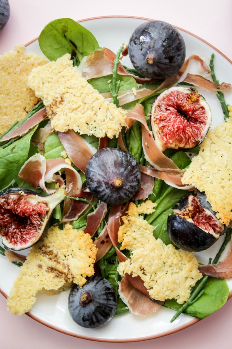 West coast and fig salad 070