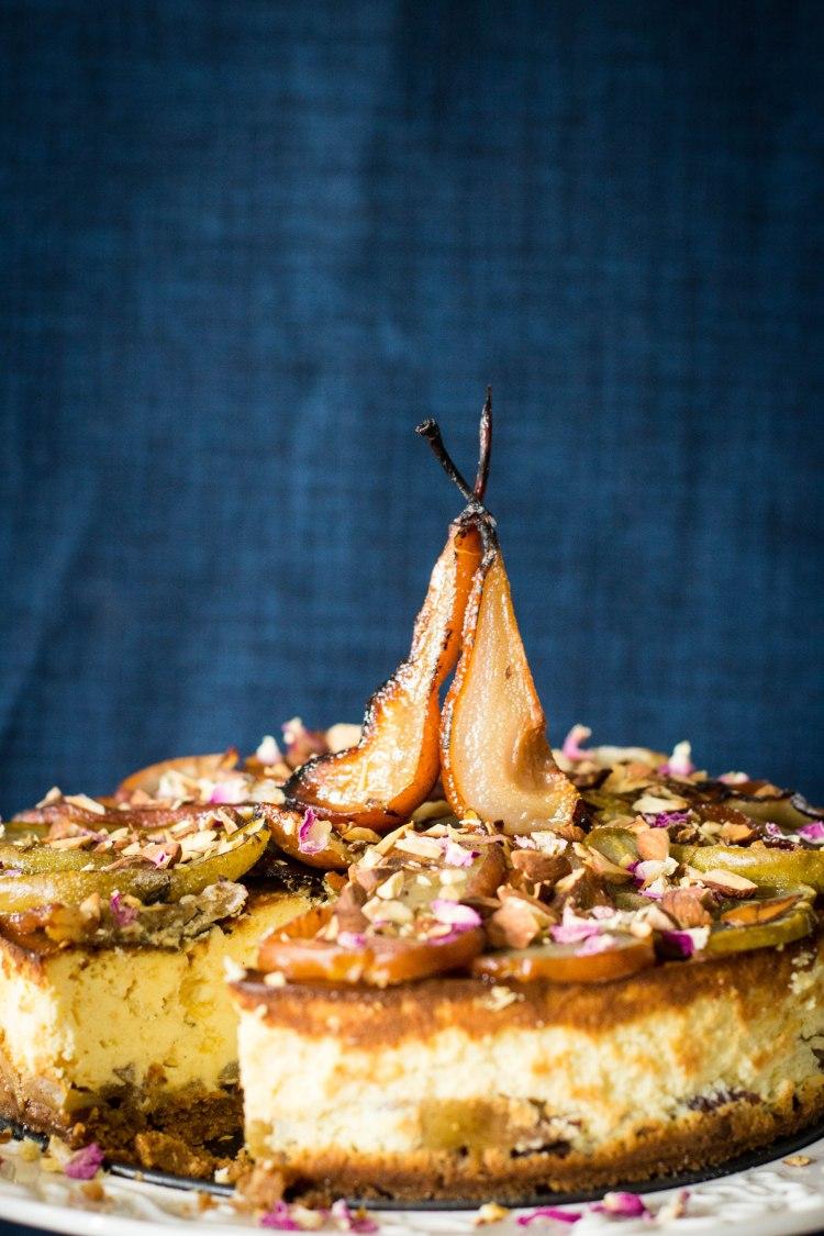 Grand Constance Cheesecake 210