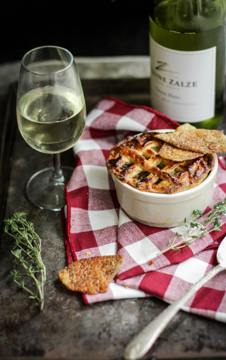 Chenin Chicken Pot Pie 035
