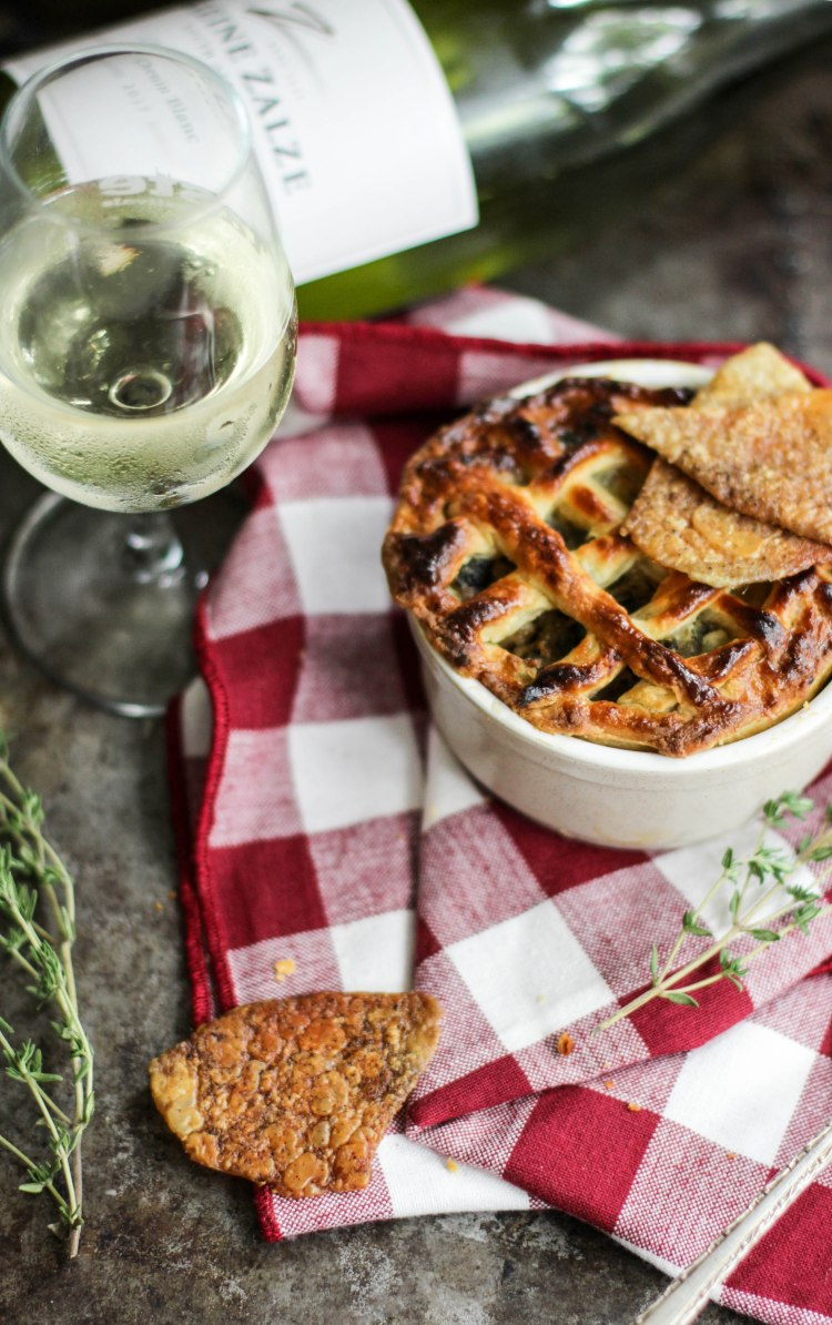 Chenin Chicken Pot Pie 052